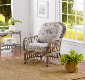 Classic Rattan Oceanview Lounge Chair