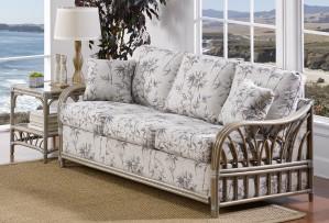 Classic Rattan Oceanview Sleeper Sofa