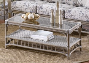 Classic Rattan Oceanview Coffee Table