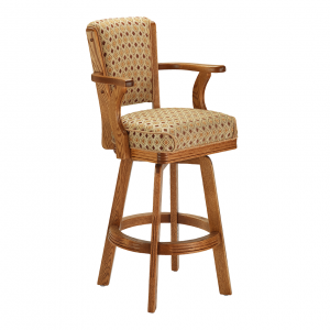 "Darafeev 610 Swivel 34"" Bar Stool"