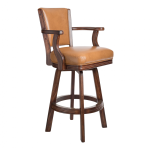 "Darafeev 660 Swivel 34"" Bar Stool"