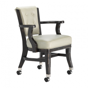 Darafeev 660 Club Chair with Casters