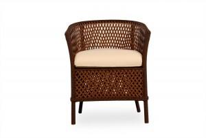 Lloyd Flanders Grand Traverse Barrel Dining Chair