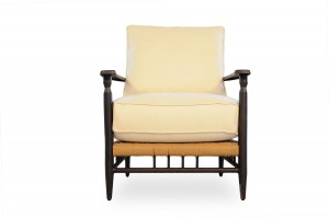 Lloyd Flanders Low Country Lounge Chair