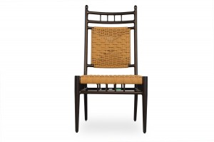 Lloyd Flanders Low Country Armless Dining Chair