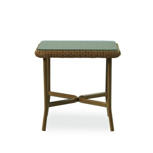 """Lloyd Flanders Solstice 22"""" Square End Table"""