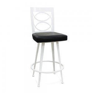 "Johnston Casuals Arena Swivel 30"" Bar Stool, 8629-30"