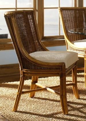 Classic Rattan Bodega Bay Dining Chair