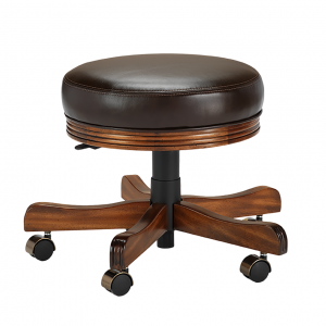 Darafeev 938 Backless Game Chair Vanity Stool