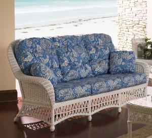 Classic Rattan Kiawah Sofa