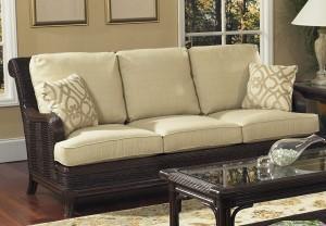 Classic Rattan Windsor Sofa
