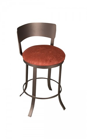 "Wesley Allen Baltimore 26"" Swivel Bar Stool"