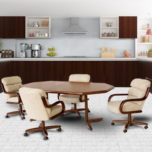 Chromcraft C137-946 and T154-466 Table Dinette Set