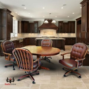 Chromcraft C183-946 and T250-607 Table Dinette Set