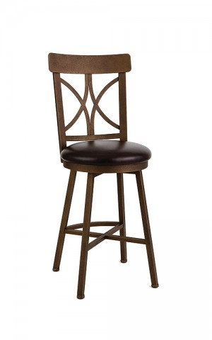 "Wesley Allen Camarillo 26"" Swivel Bar Stool"