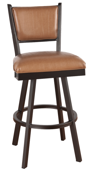 "Tempo Callee Carolina 26"" Swivel Bar Stool"