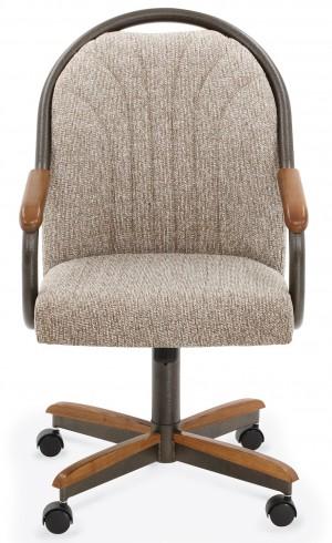 Douglas Furniture Jackson Swivel Tilt Caster Dinette Chair