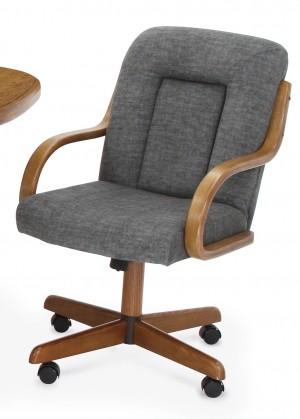 Douglas Furniture Liz Swivel Rocker Roller Chair