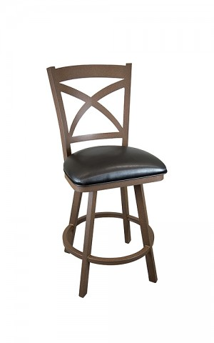"Wesley Allen Edmonton 26"" Swivel Bar Stool"