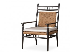 Lloyd Flanders Low Country Cushionless Lounge Chair