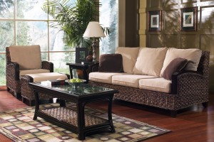 Classic Rattan Innisbrook 5PC Living Room Set