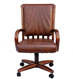 Chromcraft C177-936 Swivel Tilt Caster Chairs