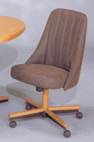 Chromcraft C51-936 Swivel TIlt Caster Chair