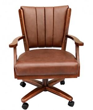 Chromcraft C178-936 Swivel Tilt Caster Chair