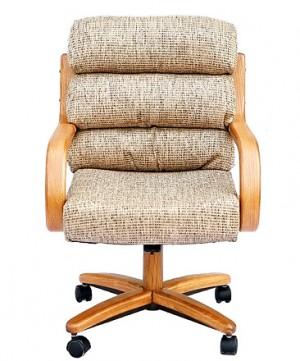 Chromcraft C137-936  Swivel Tilt Caster Chairs