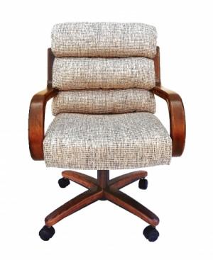 Chromcraft C137-936 Swivel Tilt Caster Chair