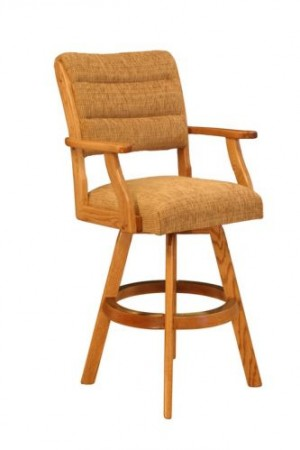 CR Joseph 3006 Swivel Bar Stool 30