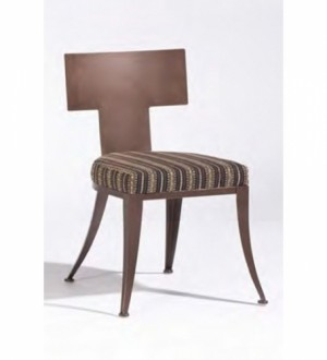 Johnston Casuals Klismos Dining Chair, 4311