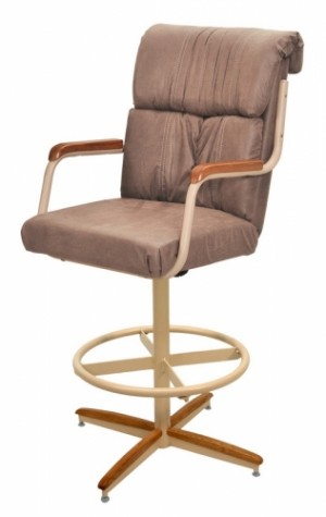 "Douglas Casual Living Diana Swivel 26"" Bar Stool"
