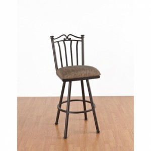 Tempo Like Somerset 30 Swivel Sunset Bar Stool by Callee