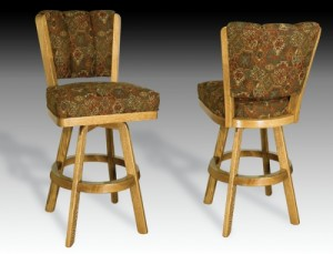I.M. David 3589 24 or 26 Swivel Bar Stool