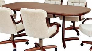 Chromcraft Furniture T824-456 Laminate Dining Table