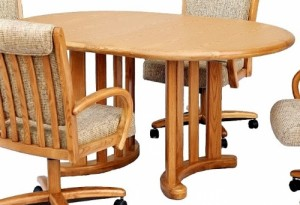 Chromcraft Furniture T717-85 Laminate Dining Table