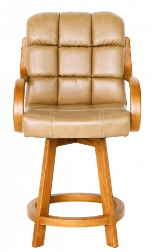 "Douglas Casual Living Natasha 30"" Swivel Bar Stool"