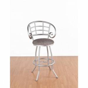 Tempo Like Waldorf 26 Swivel Walton Bar Stool by Callee
