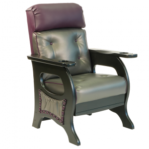 "Darafeev Mann 30"" Hi Back Sports Theater Chair"