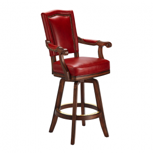 "Darafeev Marsala 30"" Swivel Bar Stool"