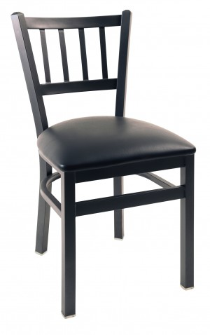 Commercial Jailhouse Metal Dining Chair