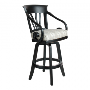 "Darafeev Nomad Swivel 30"" Bar Stool"