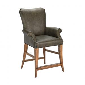 "Darafeev Treviso 30"" Flexback Hi Club Chair"