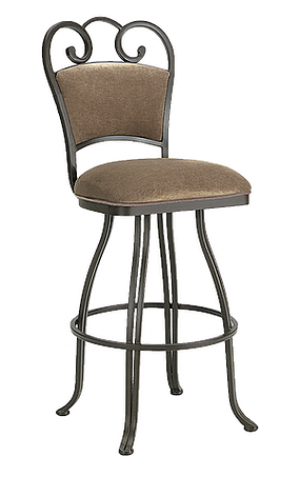 "Tempo Callee Ventura 26"" Swivel Bar Stool"