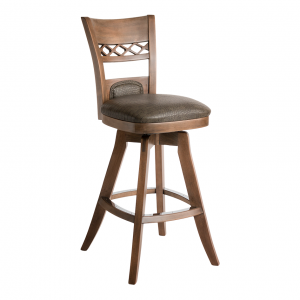 "Darafeev Verona 26"" Swivel Flexback Cafe Bar Stool"