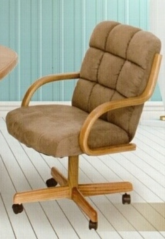 Douglas Casual Living Monroe Swivel Tilt Dinette Chair