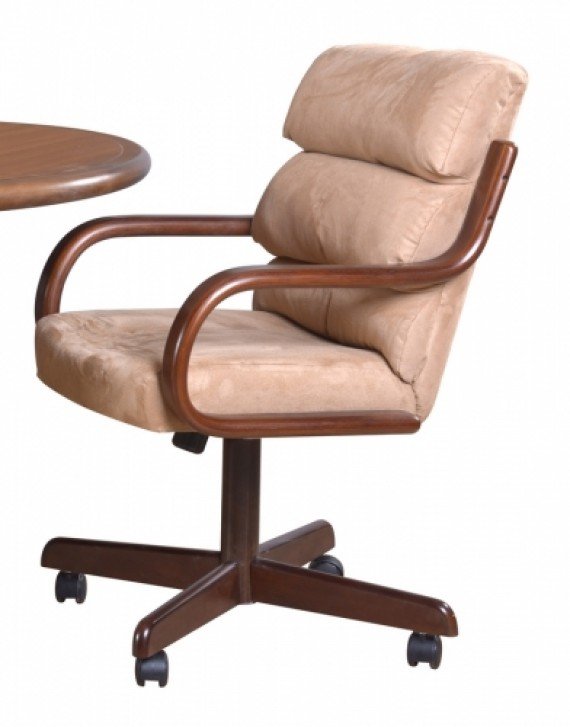 Douglas Casual Living Ashley Audrey Swivel Tilt Caster Chair