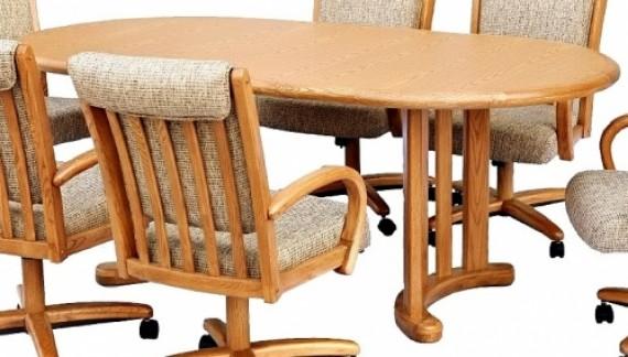 Chromcraft Dining Room Furniture chromcraft t81777 laminate dining table  dinetteonline